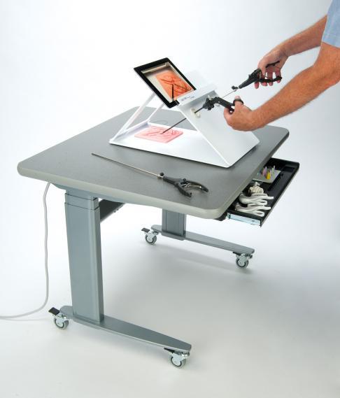 Adjustable Height Mits Work Station